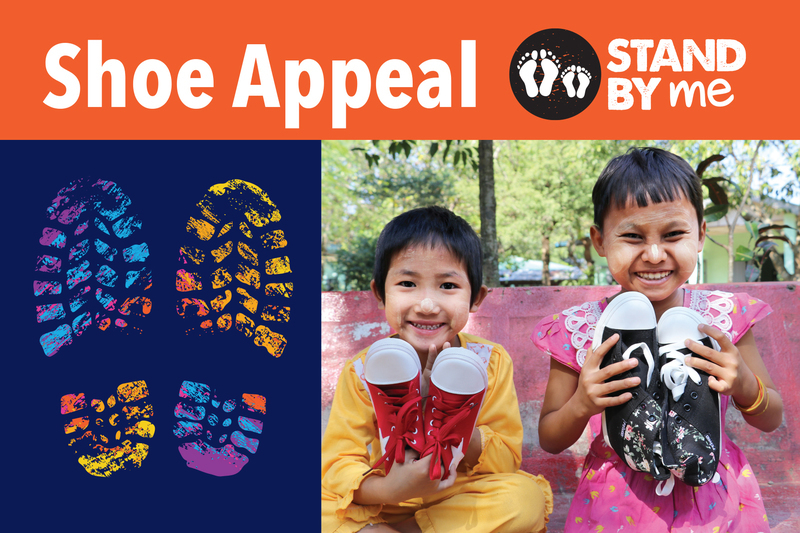 Spread some joy with a pair of shoes