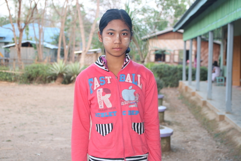 Man Deih Lai Lun spends her summer at school