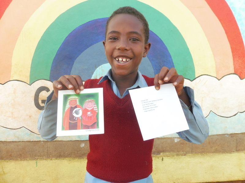 3 ways to give your sponsored child a happy Christmas