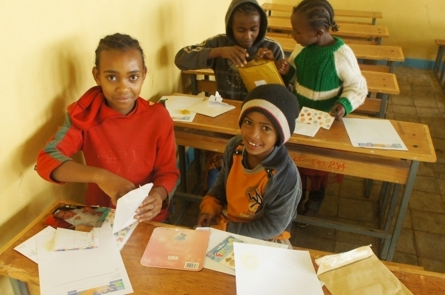 Five top tips: writing to your sponsored child
