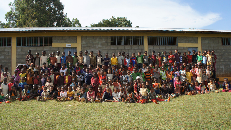 New school opens in Dembi Dollo