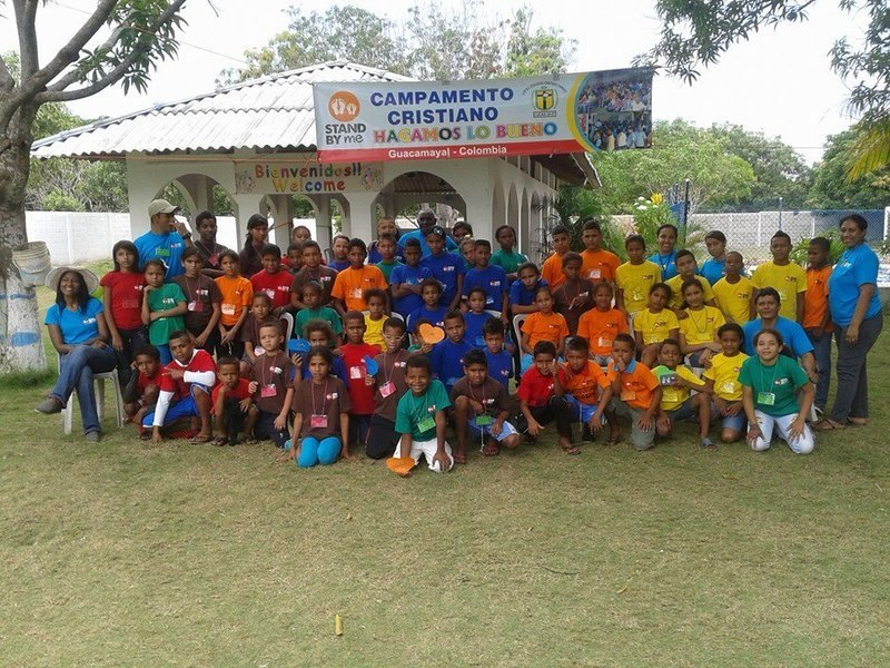 Bible Camp in Colombia
