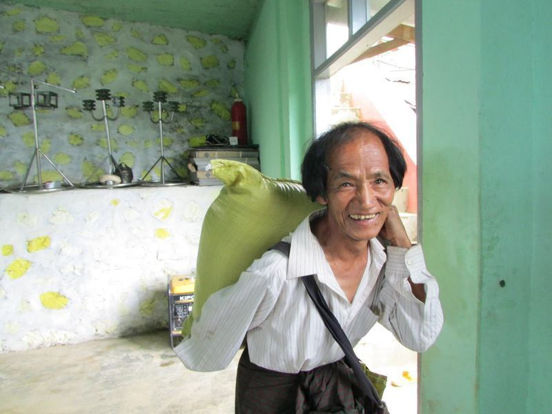 Reaching 25 villages in Burma