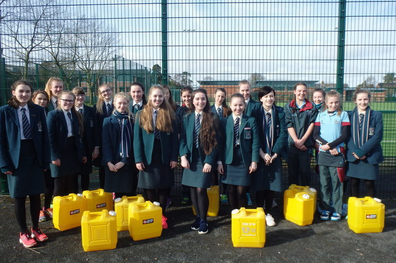 Strathearn Girls School walks another mile