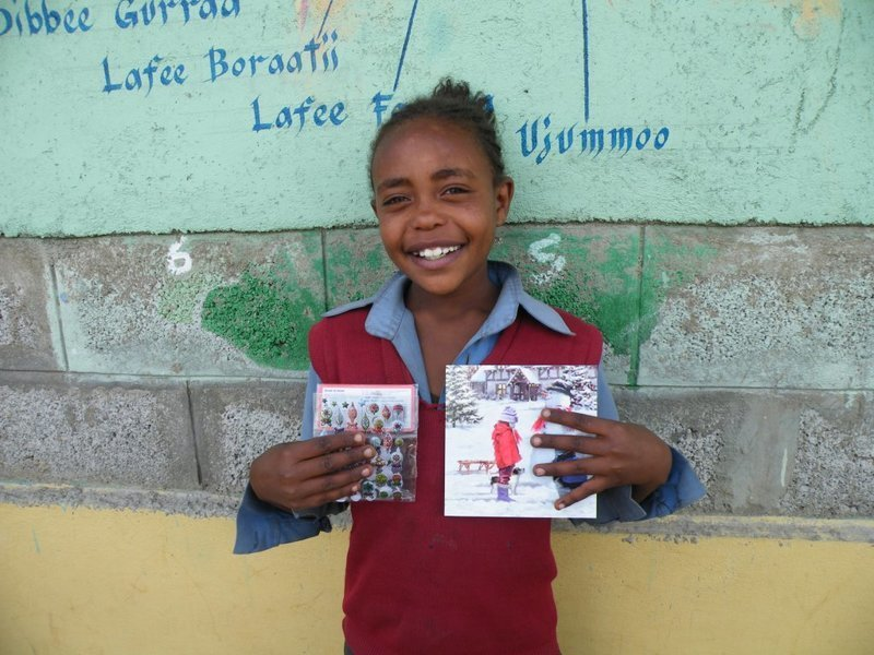 6 Christmas gift ideas to send to your sponsored child