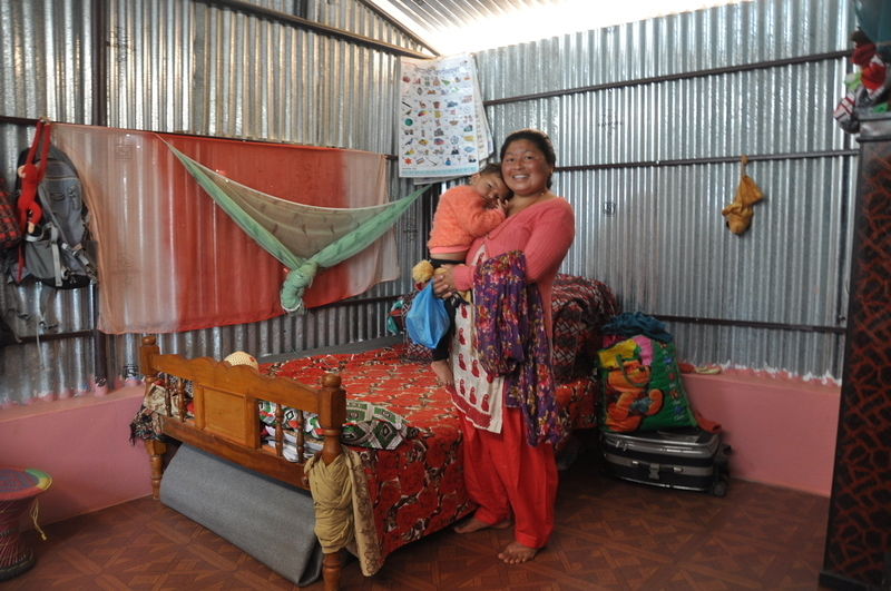 From refugee camp to thriving village